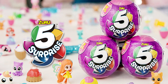 5 서프라이즈 - 퍼플