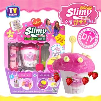 Slimy 컵케익 파티
