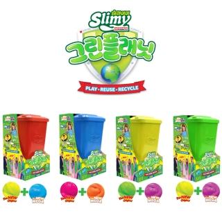 Slimy 슬라이미 그린플래닛 더블팩