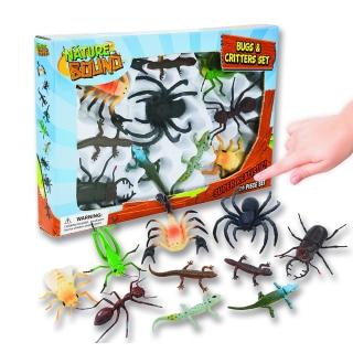 네이처 바운드 곤충&야생 10종세트