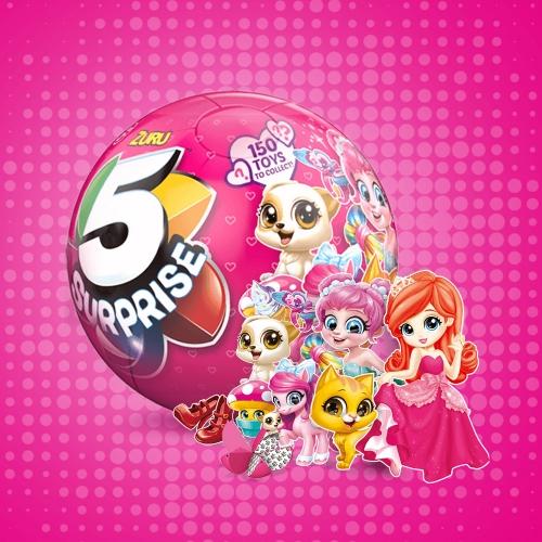 5 서프라이즈, 핑크