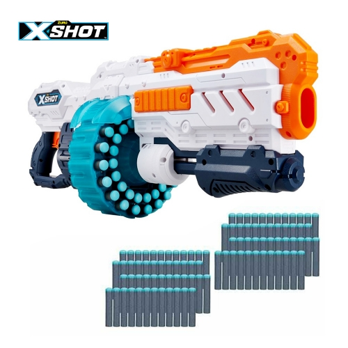 X-SHOT 터보엑셀 40연발