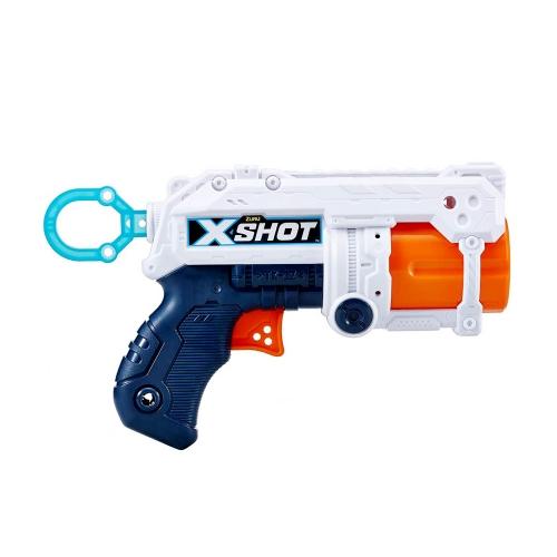 X-SHOT 퓨리 4연발