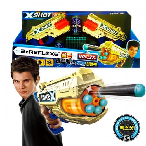 X-SHOT EXCEL 골든리플렉스 더블